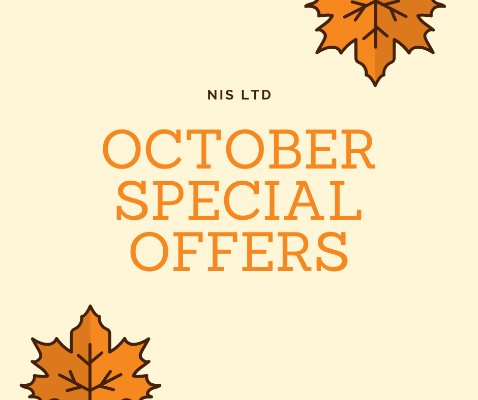 October special offers