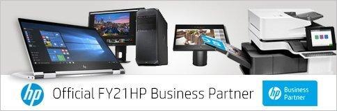 HP fy21 Business Partner